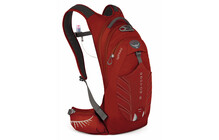Osprey Raptor 6 Sac hydratation rouge
